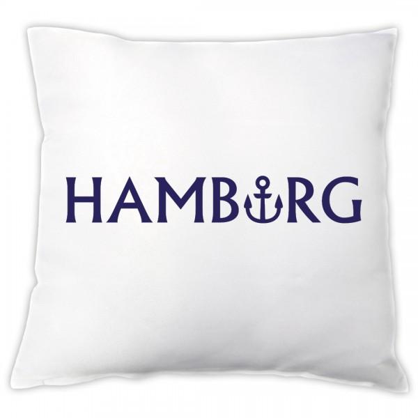 """Kissen """"Hamburg""""'"""